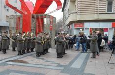 Војни оркестар Ниш