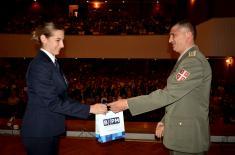 Завршетак школовања  42. класе  Војне гимназије