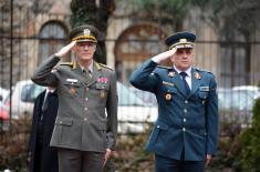 Chief of General Staff Visiting North Macedonia