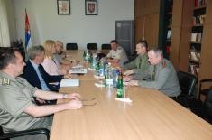 Сарадња у области научноистраживачке делатности оружаних снага Србије и Белорусије