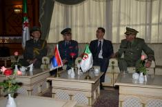 Seventh Session of the Serbia-Algeria Committee for Defence Cooperation