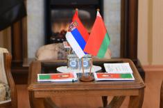 Minister Vulin: Excellent relations between Vučić and Lukashenko advance the relations between Serbia and Belarus