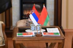 Министар Вулин: Изузетни односи Вучића и Лукашенка унапређују односе Србије и Белорусије