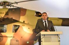 """Домаће наоружање на новим """"Ербасовим"""" хеликоптерима за Војску Србије"""