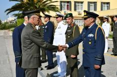 Chief of General Staff in official visit to Greece