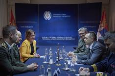 Унапређење сарадње са Словачком