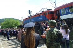 Twenty Years of Rocketing the Train in Grdelica