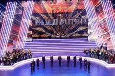 Мешовити хор Министарства одбране и Војске Србије у Москви
