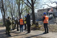 Ministar Vulin: Donacija nove bolnice koju grade privatni preduzetnici primer je svim građanima