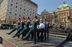 Obeležena 75. godišnjica od oslobođenja Beograda u Drugom svetskom ratu