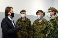 Tri dana pre roka završena nova bolnica na Karaburmi
