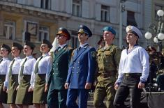 75th Anniversary of the Liberation of Belgrade in World War II marked
