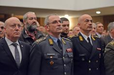 Обележен Дан Војне академије