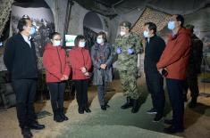 Министарство одбране и Војска Србије негују сећања и чувају од заборава