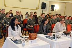 """Међународни научни скуп """"Стрес у војној професији – достигнућа и перспективе"""""""