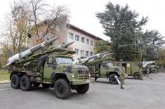 Обележен Дан 250. ракетне бригаде за ПВД