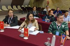 Отворена Регионална војномедицинска конференција
