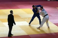 Gold medals for champion military athletes in Serbian Judo Cup
