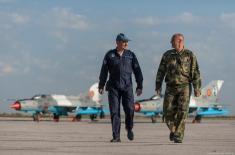 """Međunarodna vazduhoplovna vežba """"Air Solution 2019"""""""
