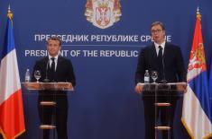Србија поуздан партнер у области безбедности