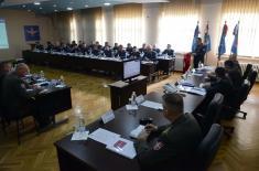 Анализа оперативних способности РВ и ПВО за 2017. годину