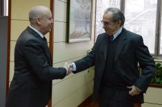 Sastanak državnog sekretara Živkovića sa ambasadorom Argentine Zavelsom