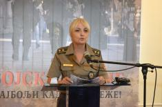 "Opening of Exhibition of Photographs ""Serbian Armed Forces – the Best when it is the Hardest"""