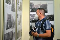 "Отворена изложба ""Британци и Други светски рат у Југославији"""