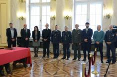 Потписан Меморандум о сарадњи са компанијом Ербас Груп