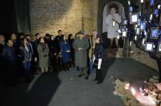 """Delegation of the Embassy of China Attended the Exhibition """"Defence 78"""""""