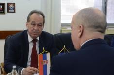 Saradnja sa Bosnom i Hercegovinom u oblasti odbrane
