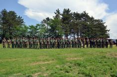 Министар Вулин: Војску Србије одликује морал и обученост