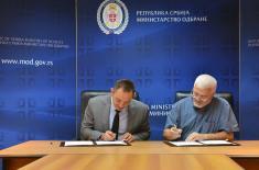 Saradnja Ministarstva odbrane i Komesarijata za izbeglice i migracije