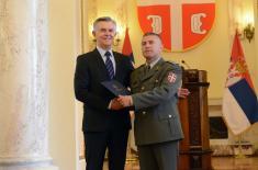 Награде припадницима Министарства одбране и Војске Србије