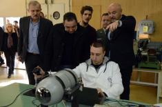 Телеоптик-Жироскопи поново на ногама захваљујући инвестицији Владе Републике Србије