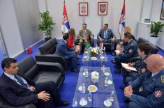 Састанак министра Вулина са делегацијом Краљевине Саудијске Арабије