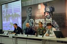 "Конференција поводом сајма НВО ""ПАРТНЕР 2019"""