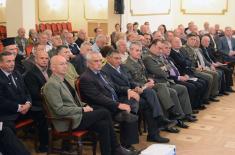 """Едиција """"Ратник"""" промовисана у Дому Војске"""