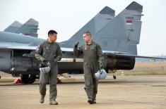 Војно ваздухопловство – љубав и изазов