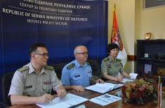 International Military Cooperation of Serbia and China