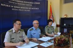 Међународна војна сарадња Србије и Кине