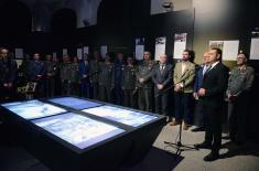 """Отворена изложба """"Одбрана 78"""" посвећена одбрани од НАТО агресије"""