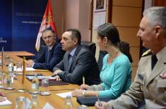 Serbia Insists on the Establishment of the Association of Serbian Municipalities