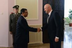 Vojnoekonomska saradnja sa Ministarstvom odbrane Republike Indije