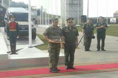 Srpski potporučnik najbolji komandir tenka na tenkovskom biatlonu