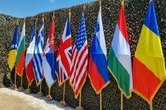 "Multinational Exercise ""Platinum Wolf 2021"" - Distinguished Visitors Day"