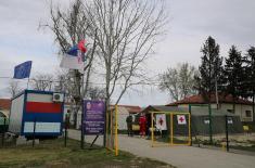 Прихватни центар у Суботици испуњава све услове за боравак лица
