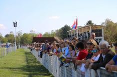 Враћање коњичке традиције у Војску Србије