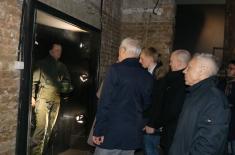 """Заменик министра иностраних послова Русије Александар Грушко посетио изложбу """"Одбрана 78"""""""