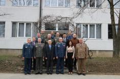 Предавање амбасадора Руске Федерације полазницима ВСБО